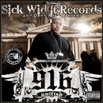 Doey Rock - Sick Wid It Records & Doey Rock Presents 916 Unified CD Cover Art