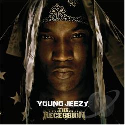 Young Jeezy - Recession CD Cover Art
