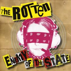 Rotten - Enemy Of The State CD Cover Art