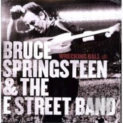 Springsteen, Bruce - Wrecking Ball/Ghost Of Tom Joad LP Cover Art