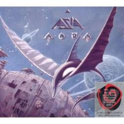 Asia - Aqua CD Cover Art
