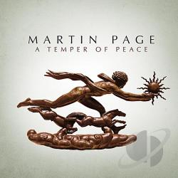 Page, Martin - Temper of Peace CD Cover Art