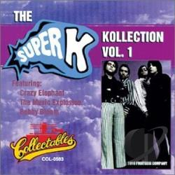 Super K Kollection, Vol. 1 CD Cover Art