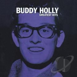 Holly, Buddy - Greatest Hits CD Cover Art