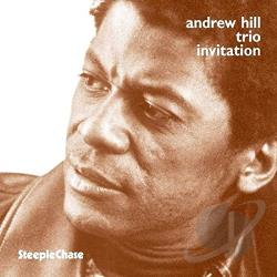 Hill, Andrew - Invitation CD Cover Art