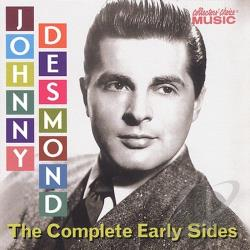 Desmond, Johnny - Complete Early Sides CD Cover Art