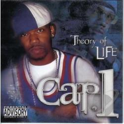 CAP-1 - Theory Of Life CD Cover Art