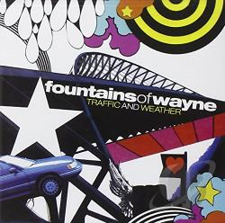 Fountains Of Wayne - Traffic and Weather CD Cover Art