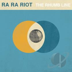 Ra Ra Riot - Rhumb Line CD Cover Art