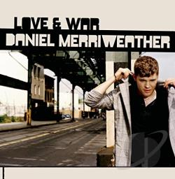 Merriweather, Daniel - Love & War LP Cover Art