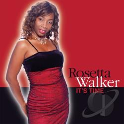 Walker, Rosetta - It's Time CD Cover Art