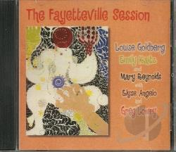 Goldberg, Louise & Kaitz / Reynolds - Fayetteville Session CD Cover Art