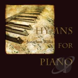 Willis, Jonathon - Hymns For Piano CD Cover Art