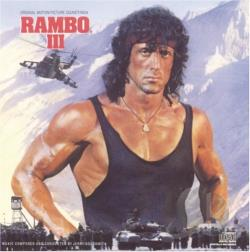 Rambo 3 CD Cover Art