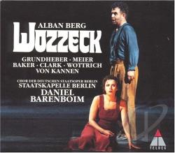 Berg - Berg: Wozzeck CD Cover Art