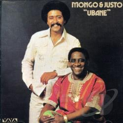 Almario, Justo - Ubane CD Cover Art