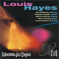 Hayes, Louis - Louis Hayes CD Cover Art