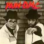 Run-DMC - Run-D.M.C. CD Cover Art