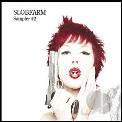 Slobfarm Sampler - Slobfarm Sampler CD Cover Art