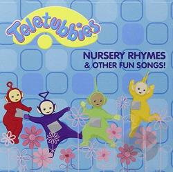 Teletubbies - Nursery Rhymes and Other Fun Songs! CD Cover Art