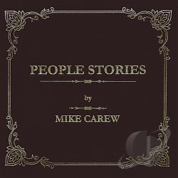 Carew, Mike - People Stories CD Cover Art