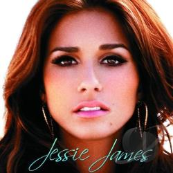 James, Jessie - Jessie James CD Cover Art