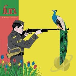 Fun - Aim and Ignite CD Cover Art