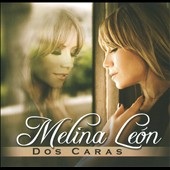Leon, Melina - Dos Caras CD Cover Art