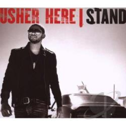 Usher - Here I Stand CD Cover Art