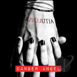 Danger Angel - Revolutia CD Cover Art
