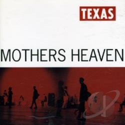 Texas - Mothers Heaven CD Cover Art