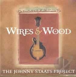 Johnny Staats Project - Wires & Wood CD Cover Art