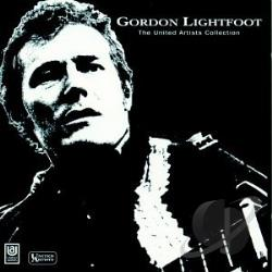 Lightfoot, Gordon - United Artists Collection CD Cover Art