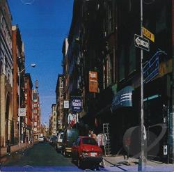 Beastie Boys - Paul's Boutique CD Cover Art