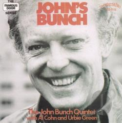 Bunch, John - John's Bunch CD Cover Art