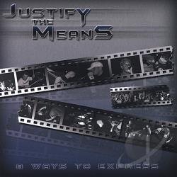 Justify The Means - 8 Ways To Express CD Cover Art