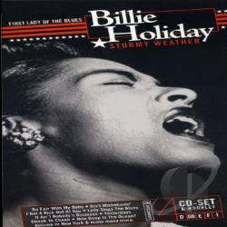 Holiday, Billie - Stormy Weather CD Cover Art