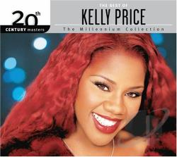 Price, Kelly - Best Of: 20th Century Masters The Millennium Collection CD Cover Art