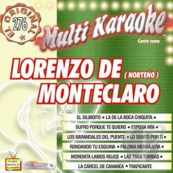 De Monteclaro, Lorenzo - Exitos CD Cover Art
