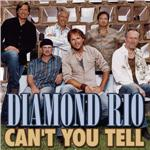 Diamond Rio - Can't You Tell DB Cover Art