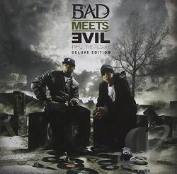 Bad Meets Evil - Hell: The Sequel CD Cover Art