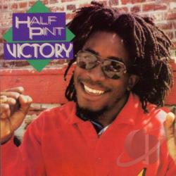 Half Pint - Victory CD Cover Art