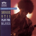 Otis, Shuggie - Shuggie's Boogie: Shuggie Otis Plays The Blues CD Cover Art