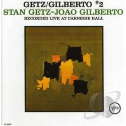 Getz, Stan / Gilberto, Joao - Getz/Gilberto #2 CD Cover Art