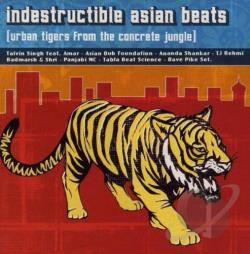 Indestructible Asian Beats CD Cover Art