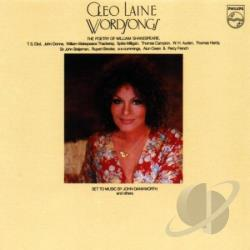 Laine, Cleo - Wordsongs CD Cover Art