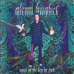 Hughes, Glenn - Songs in the Key of Rock CD Cover Art