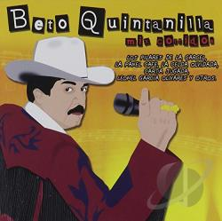 Quintanilla, Beto - Mix Corridos CD Cover Art