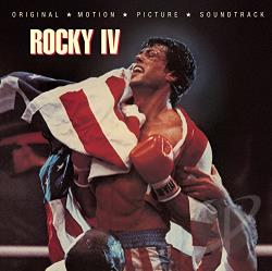 Rocky 4 CD Cover Art