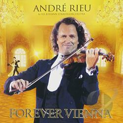Rieu, Andre - Forever Vienna CD Cover Art